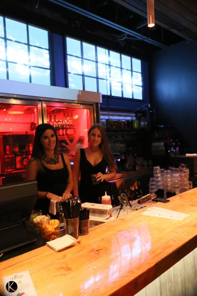 Ouverture officielle de la Fabrique à boire - automne 2015
